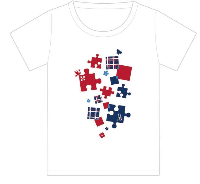 A賞 一織&陸Tシャツ