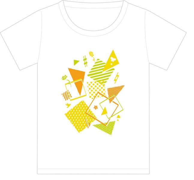 B賞 大和&三月&ナギTシャツ