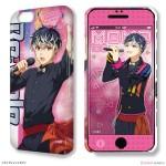 【アイナナ新グッズ】Re:vale(百&千)デザジャケット 「アイドリッシュセブン」 iPhone(6/6s/7)ケース&保護シート