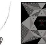 【アイナナCD情報】「TRIGGER 1stアルバム」豪華盤に封入されるオリジナルグッズ(シルバーネックレス・スカーフ)のデザインが解禁!