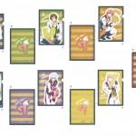 【アイナナ新グッズ】JUNON表紙イラスト♪クッションを持ったIDOLiSH7メンバーのクリアファイルが登場!