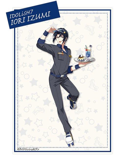 【アイナナ×一番カフェ】「アイドリッシュセブン Order Please!シリーズ」和泉一織