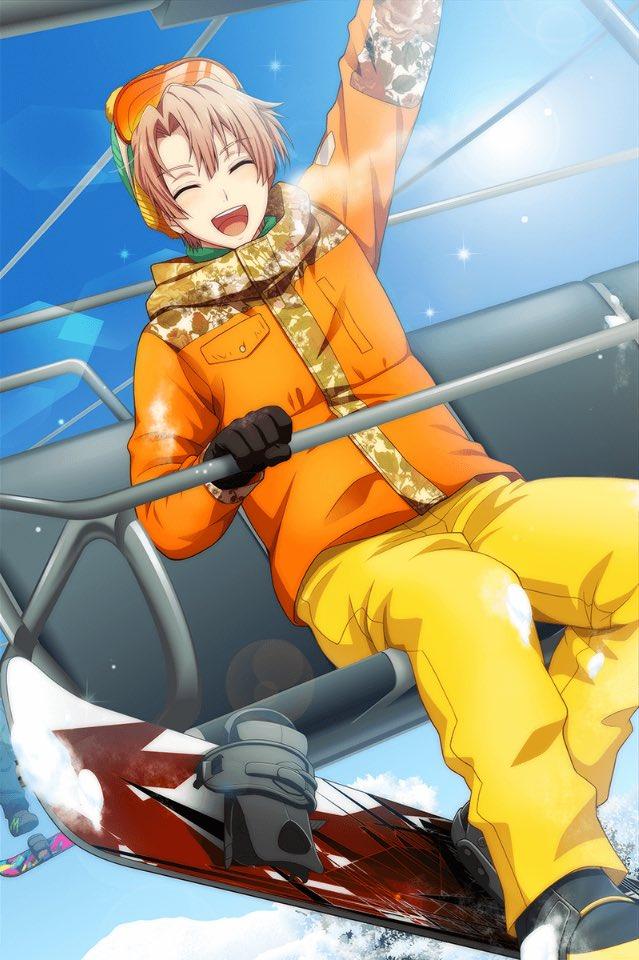SSR[雪景色の旅]和泉三月