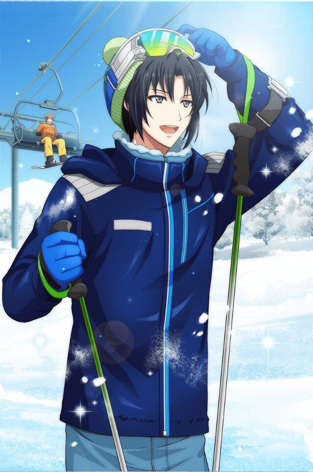 SSR[雪景色の旅]和泉一織