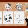 「アイドリッシュセブン in ナンジャタウン ~ 2nd Anniversary Festival ~」 ゲーム屋台「誰が描いたナジャヴでしょう?」陸・天・千が描いたナジャヴ公開!