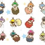 【アイナナ新グッズ】プライズのようにUFOキャッチャーにつままれたキャラがキュート♪「クレーンゲームシリーズ」アクキー・缶バッジ・ラバストの3種類が登場!