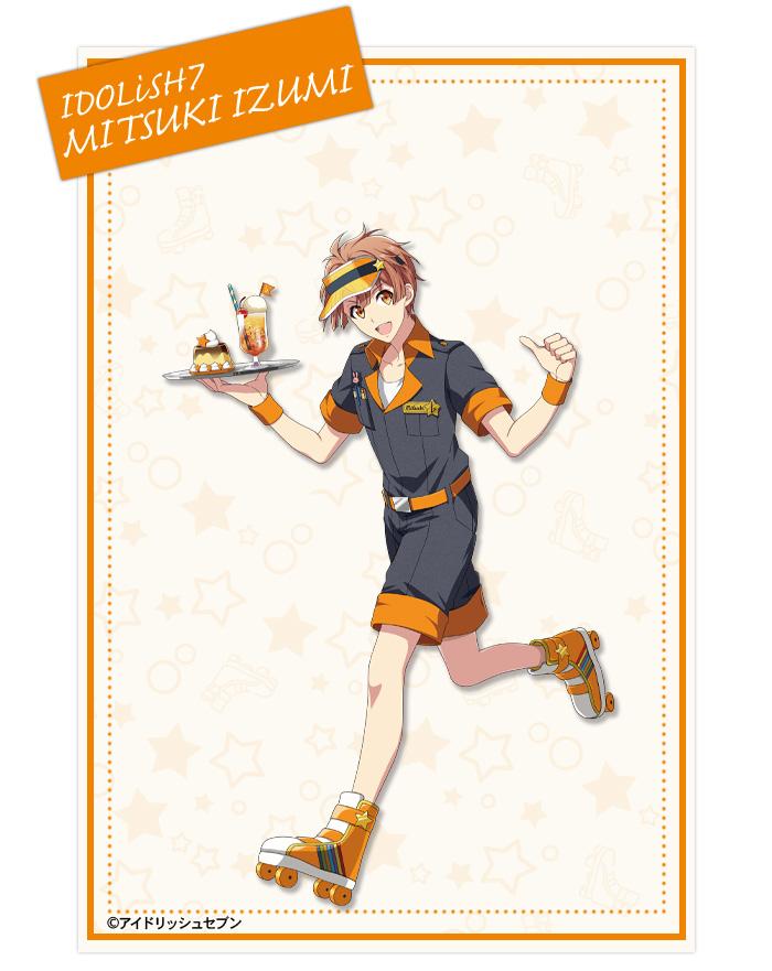【アイナナ×一番カフェ】「アイドリッシュセブン Order Please!シリーズ」和泉三月