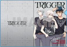 BOX購入特典 A5クリアファイル(TRIGGER Ver.)