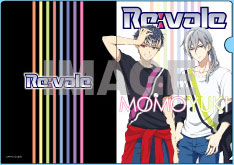 BOX購入特典 A5クリアファイル(Re:vale Ver.)
