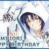 本日1月25日は和泉一織の誕生日♪各所でお祝いの言葉が贈られています!