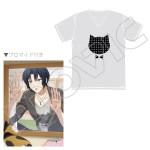 【アイナナ新グッズ】一織愛用の私服ネコTシャツがまさかの商品化!