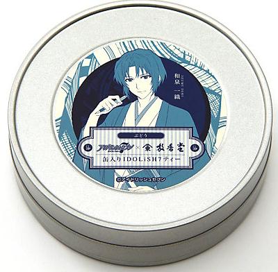 缶入りIDOLiSH7ティー 一織(ぶどう)