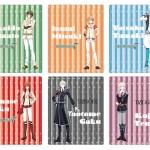【アイナナ新グッズ】IDOLiSH7・TRIGGERの折りたたみミラー アニメイトから予約開始!