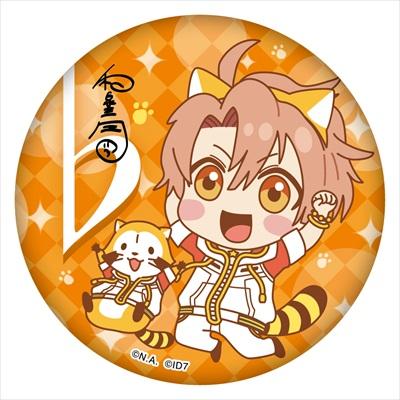 ラスカリッシュセブン 缶バッジ/和泉三月