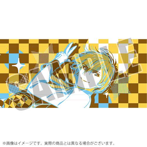 アイドリッシュセブン in アニON STATION マフラータオル 六弥 ナギ