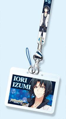 カードケース付ネックストラップ/和泉一織