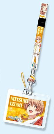 カードケース付ネックストラップ/和泉三月