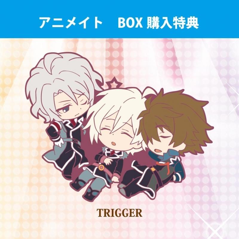 アニメイトオリジナル特典: BOX予約先着特典:にいてんごむっ!TRIGGERver