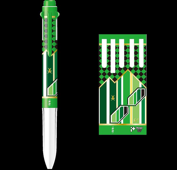 二階堂大和モデル あなたをそっと見守るペン。
