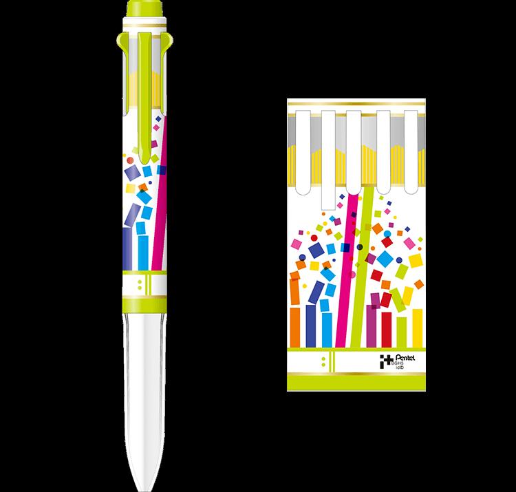 千モデル あなたを楽しく、笑顔にさせるペン。