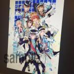 IDOLiSH7・TRIGGER 種村有菜先生のイラストポスターが当たるCD抽選会!