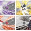 【アイナナ新グッズ】お風呂ポスターにも♪ストーンペーパーブックカバーコレクション第二弾登場!今回は2部キービジュアルイラスト♪