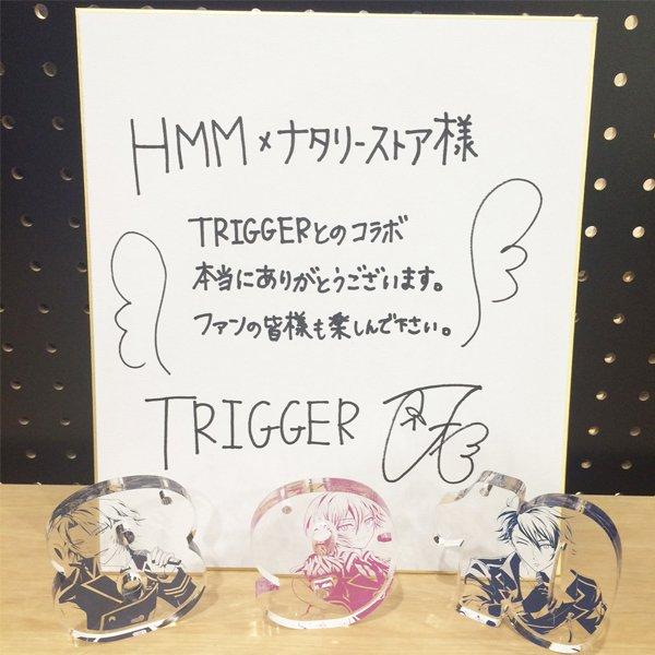 【アイナナコラボショップ】HMM×ナタリーストア/九条天のサイン