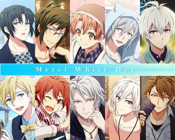 ホワイトデーイベント「White Day MERCI Ma petite cherie」
